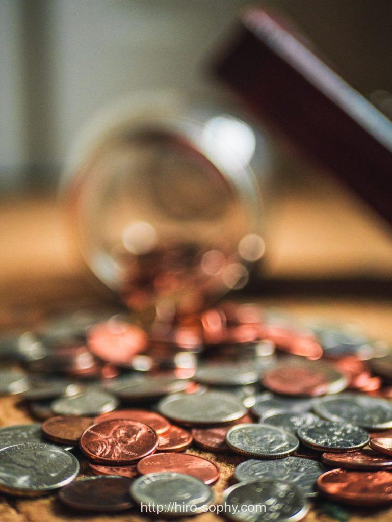 世界の小銭