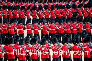 イギリス兵隊