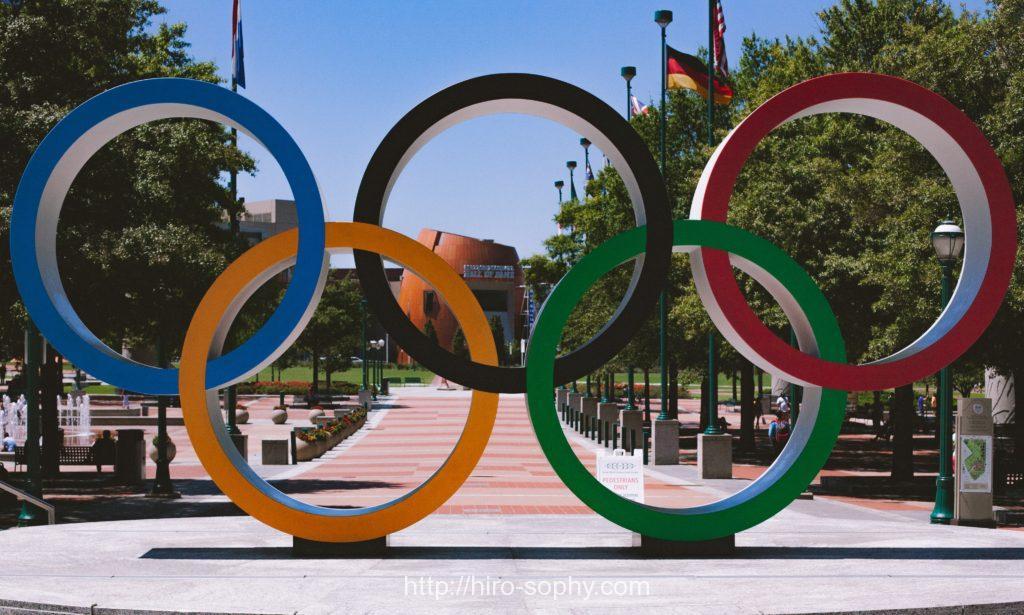 オリンピックの海外モニュメント