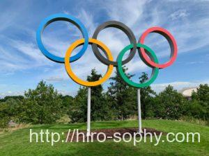 オリンピックのモニュメント